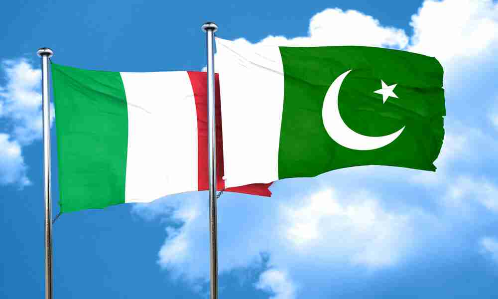 Italian business association undertaking an official business mission in the Islamic Republic of Pakistan