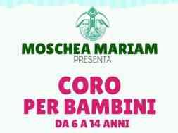Coro per bambini Moschea Mariam – Milano-crop