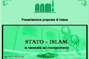 Intesa Stato Italiano-Islam green