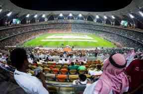 King Abdullah Sports City Stadium – Gedda
