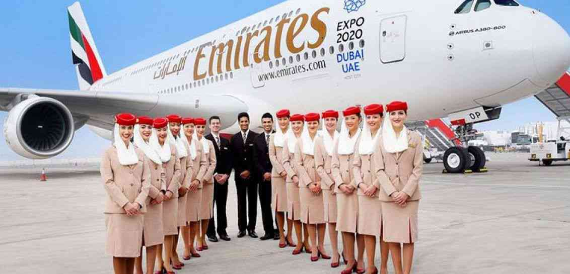 Emirates: a Mestre seleziona personale di volo