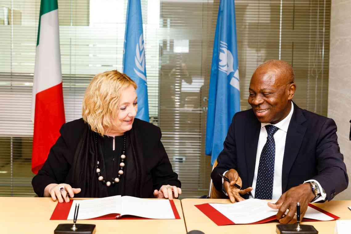 Italia e IFAD firmano nuovo accordo