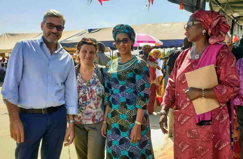 La Cooperazione Italiana, stanzia 3 milioni di euro a sostegno dei programmi nazionali di nutrizione in Gambia
