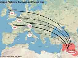 foreign fighters europei