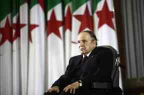 Abdelaziz Bouteflika – Algeria