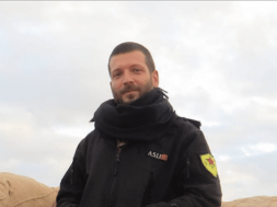 lorenzo orsetti – Siria