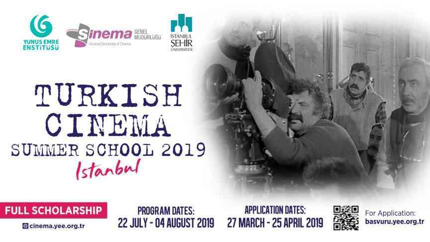 Aperte le candidature per la scuola estiva del Cinema Turco