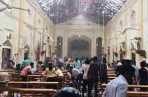 terrorismo Sri Lanka