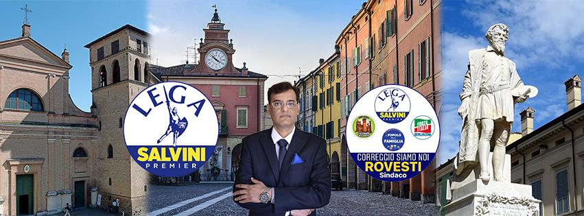 Correggio, un cittadino di origini indiane si candida per la Lega