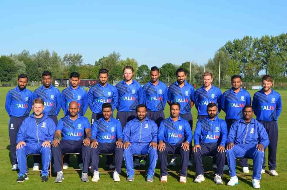 Partito il campionato nazionale di Cricket
