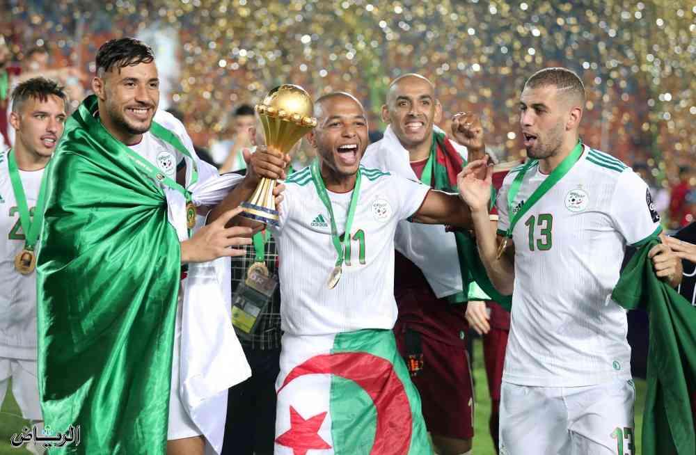 Algeria campione d'Africa, festeggiamenti anche in Italia