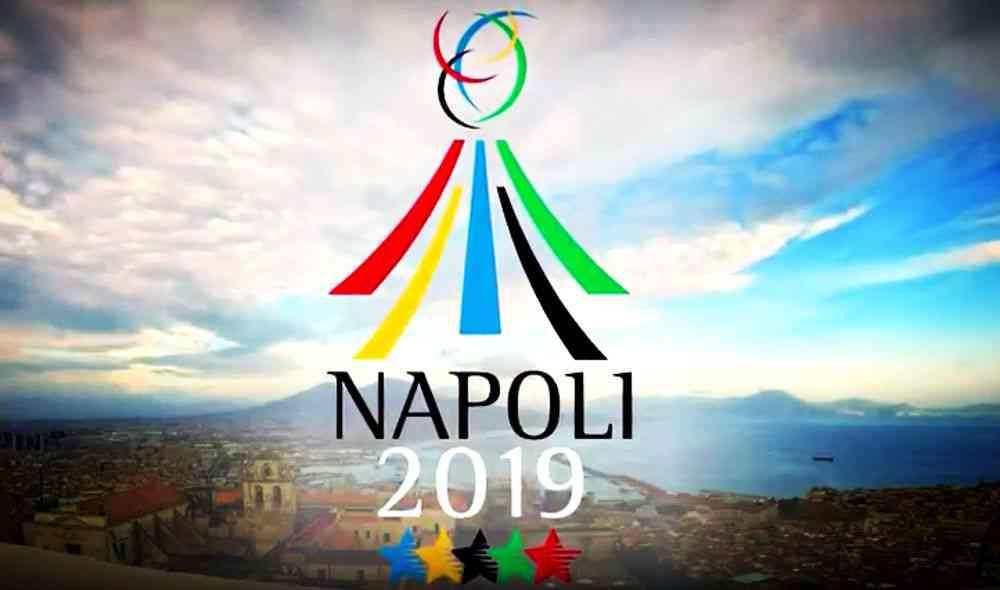 Napoli, XXX edizione delle Universiadi