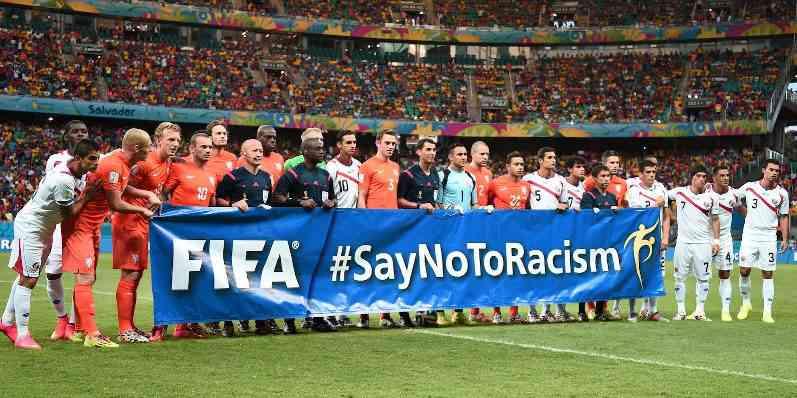 Fifa, squalifiche raddoppiate in caso di discriminazioni