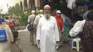 Un uomo indiano ha eseguito l'Hajj per 25 volte dal 1994