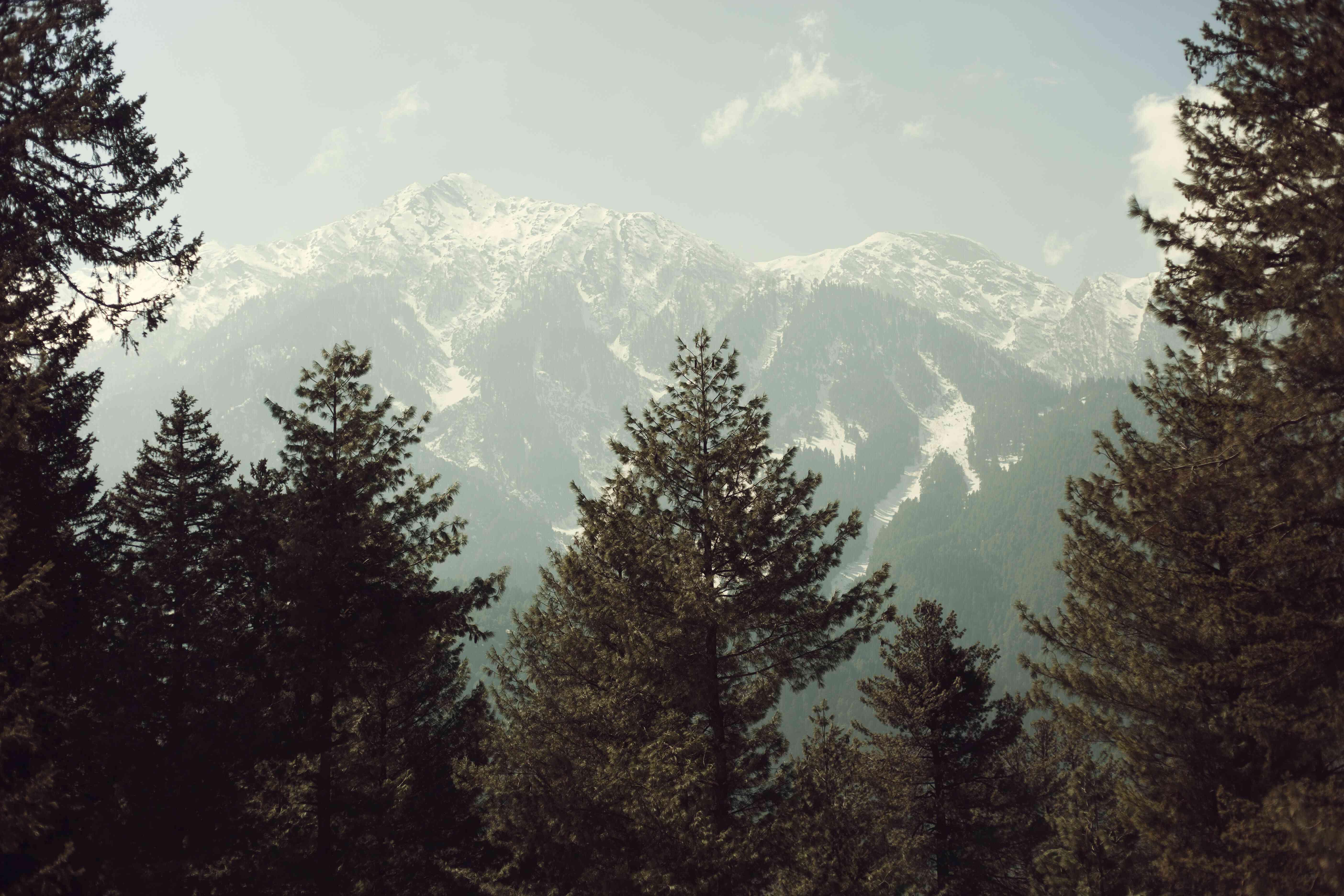 Montagne-Kashmir